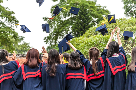 Photo for The graduation ceremony - Royalty Free Image