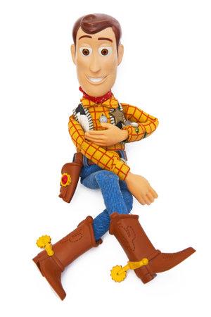 Foto de Sheriff Woody - Toy Story  - Imagen libre de derechos