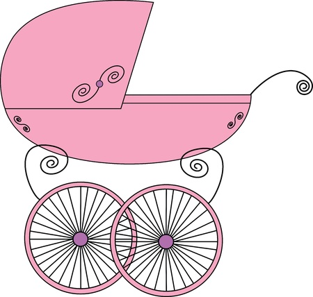 Photo for Baby stroller - Royalty Free Image