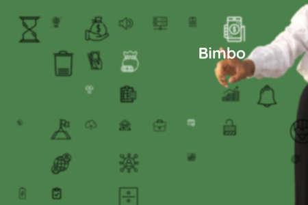 Bimbo introduce as for kids, kindergarten, small fry, little, birth, teenager, pediatric, tyke