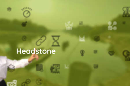 Headstone showcases as for shek, nucleus, flagstone, chromatic, rip-rap, lapidate, pete