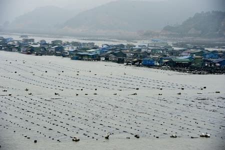 Xiapu County, Fujian province, Yantian family boat