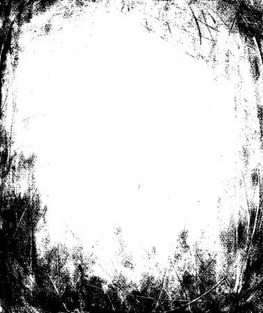 Grunge Frame Texture