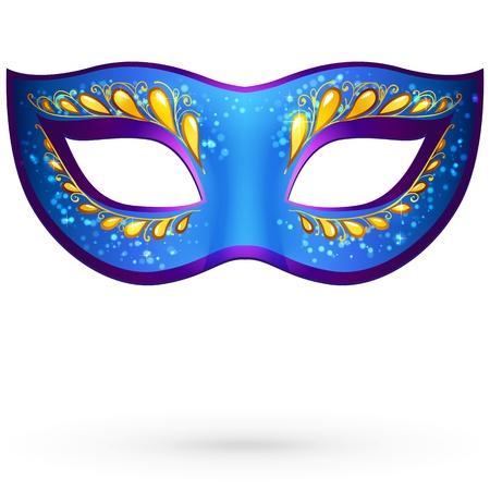 ornate venetian carnival mask