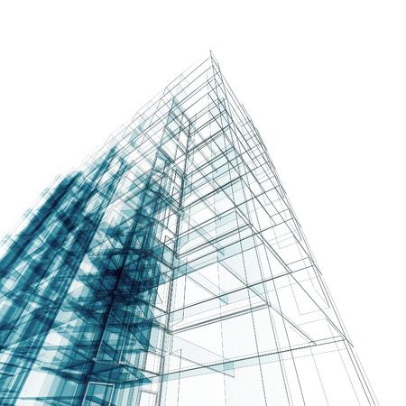 Foto de Architecture. Architecture design and model my own - Imagen libre de derechos