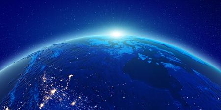 Foto de Canada city lights. - Imagen libre de derechos