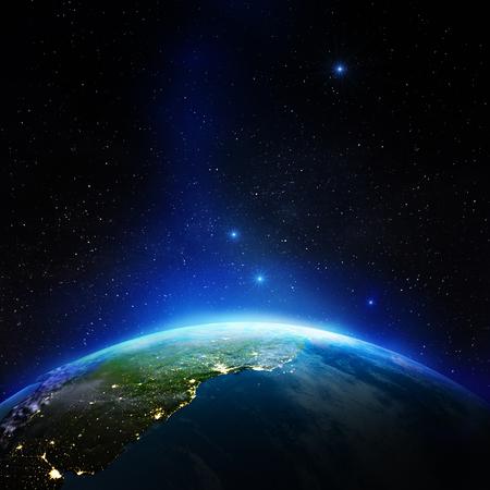 Foto de South America - Brazil. - Imagen libre de derechos