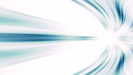Foto de Glow blur lines abstract background. 3d rendering - Imagen libre de derechos