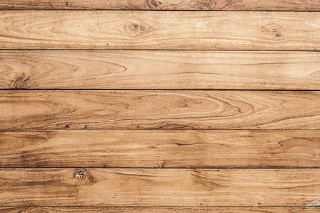 Wide Brown Horizontal Wood Planks
