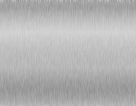 Photo pour metal, stainless steel texture background with reflection - image libre de droit