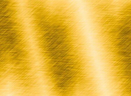 Photo pour Gold metal texture background - image libre de droit