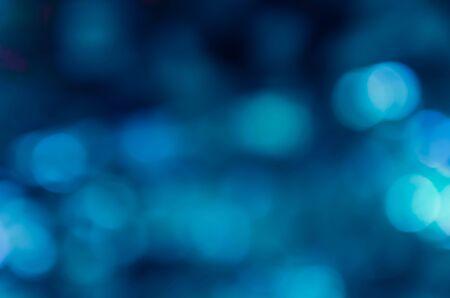 Photo pour Blue lights background - image libre de droit