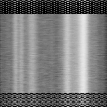 Photo pour Metal texture - background concept - image libre de droit