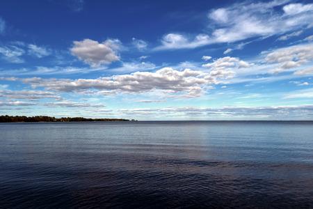 At the Lake Vaenern in Sweden