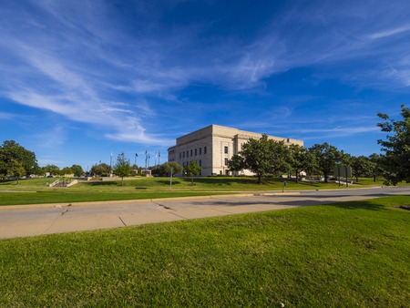 Oklahoma Judicial Center in Oklahoma City