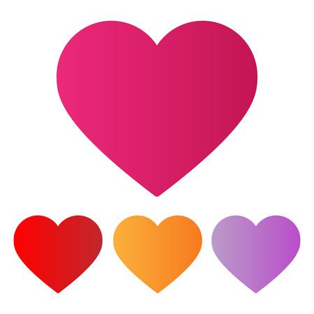 Foto für love heart - Lizenzfreies Bild