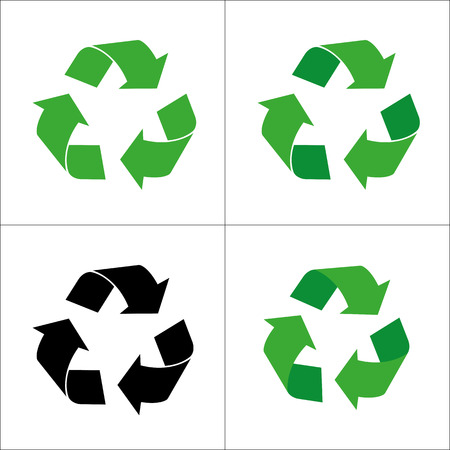 Sign of recycling