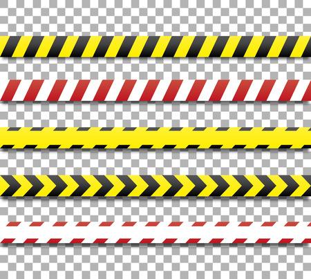 Photo pour Police line and danger tape. Caution tape - image libre de droit