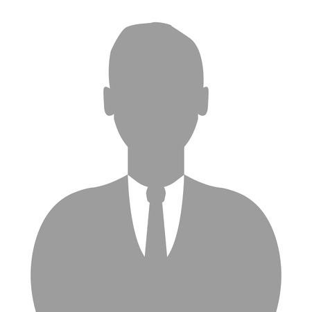 Illustration for Avatar profile icon man - Royalty Free Image