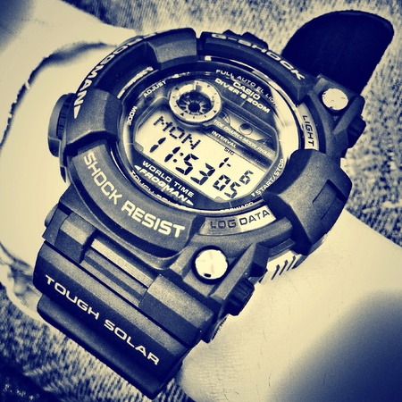 Casio G-Shock Frogman 1000