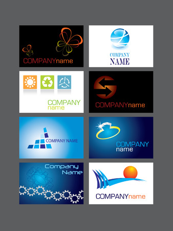 Business card series