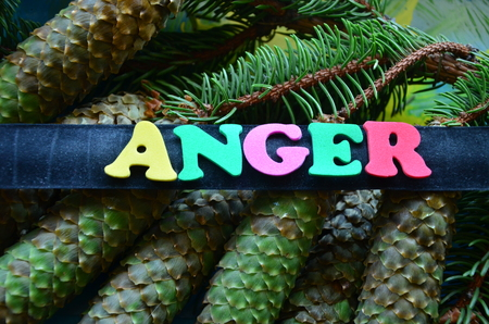 Word anger