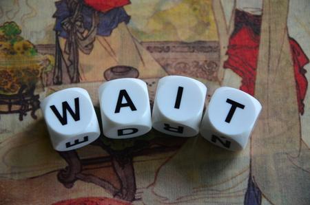 Word wait