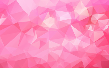 Photo pour Abstract polygonal background,vector - image libre de droit