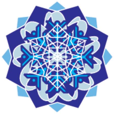 decorative snow flake