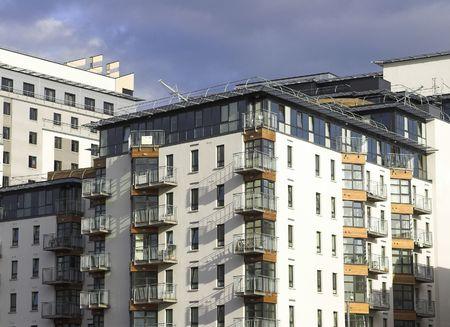 Modern Apartments in A U.K. City
