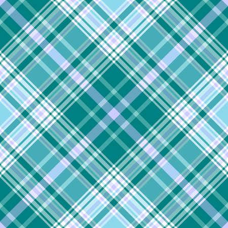Seamless vivid blue diagonal pattern