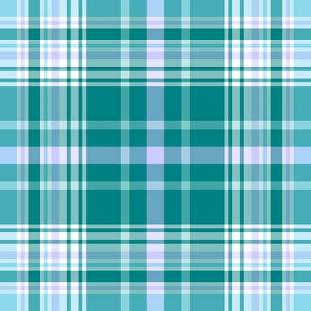 Seamless vivid blue pattern