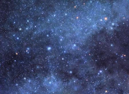 Vivid Starry sky
