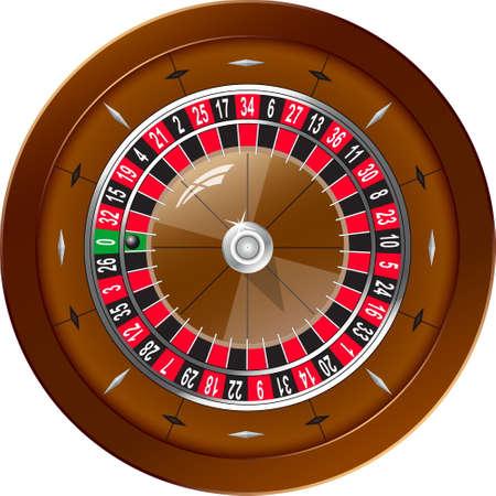 Roulette for online casino