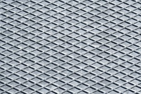 gray metal background / pattern