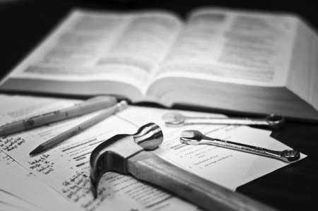 Practical Ministry in Black and White