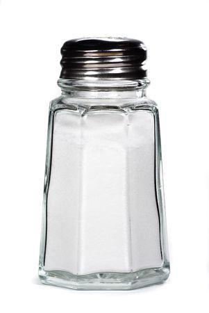 saltshaker isolated