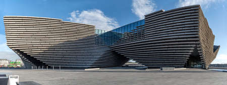 Dundee, Scotland 31st January 2018 V&A Museum of Design, Dundee in Scotland