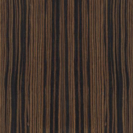 Texture of zebrano veneer (high-detailed wood texture series)