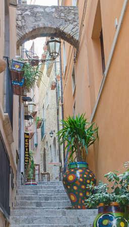 Stadt Taormina