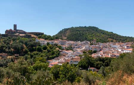 Municipalities in the province of Huelva, Almonaster la Real