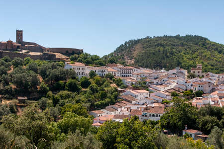 Villages in the province of Huelva, Almonaster la Real