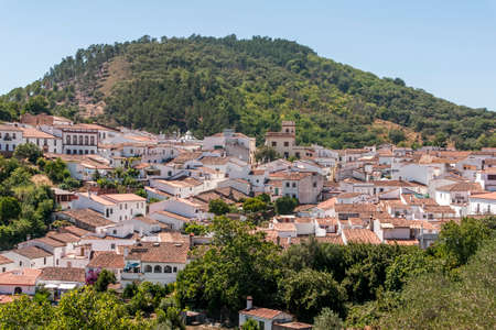 Almonaster la Real, towns in the province of Huelva