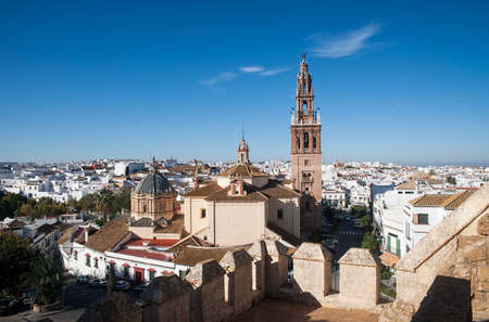Monumental zone of Carmona in the province of Seville, Andalusia