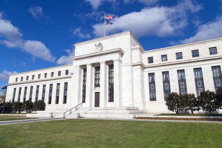 Washington, DC - US Federal Reserve headquarters building