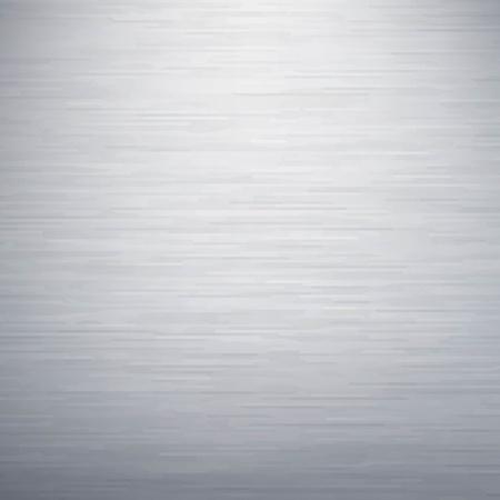 Texture Metallic With Gradient Mesh, Vector Illustration