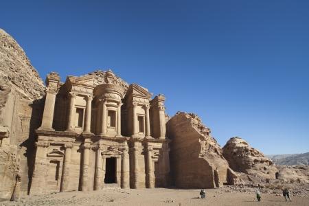 Ad-Deir, The Monastery. Petra, Jordan