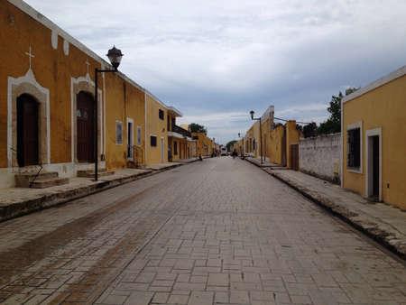 People izamal Yucatan