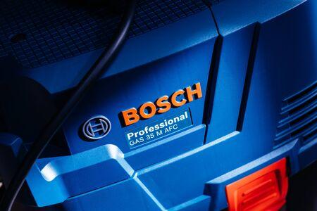 Strasbourg, France Feb 9, 2020: Bosch