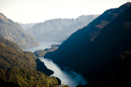 Doubtful Sound - New Zealand